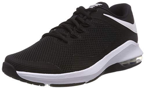 Nike Men's Fitness Shoes, Black Black White 001, us:10