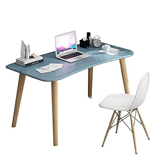Mesa Mesa Escritorio nórdico Sencillo y Moderno Hogar para Estudiantes Escritorio Simple Económico Dormitorio Familiar pequeño Escritorio para computadora (Tamaño: 100x50x73cm)