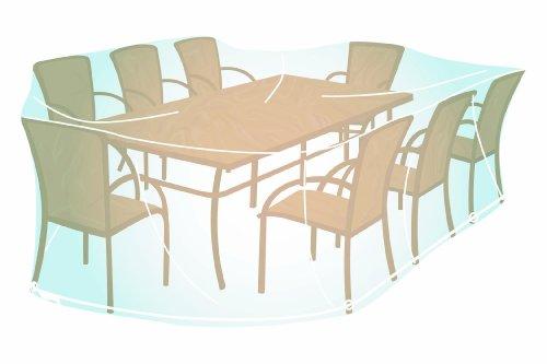 Campingaz 205693 Housse pour Ensemble de Jardin Rectangulaire ou Oval Taille XL