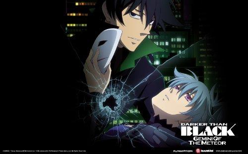 DARKER THAN BLACK 流星の双子Season 2 (Blu-ray/DVD Combo)(全12話+OVA4話) 北米版
