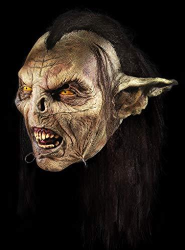 Generique - Ork-Maske aus Herr der Ringe für Erwachsene