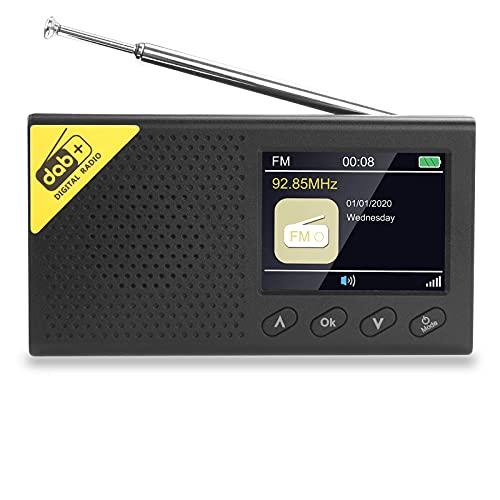 Tragbares DAB Radio, Bluetooth Stereo...