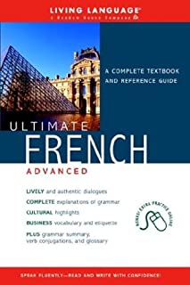 Ultimate French Advanced (Coursebook) (Ultimate Advanced)