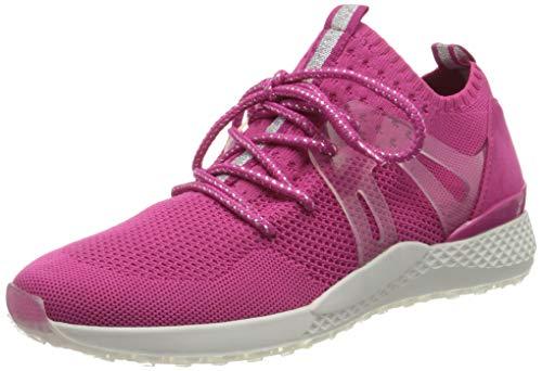 MARCO TOZZI Damen 2-2-23715-34 Sneaker, Pink (Fuxia Comb 540), 41 EU