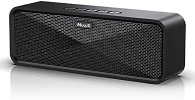 Bluetooth5.0 スピーカー ワイヤレス ポータブルコンパクト 10W 12時間連続再生可能 高音質 ブルートゥース【防水対応しない仕様】
