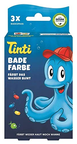 Tinti Badefarbe 3er Pack, 3X4.5 g