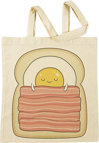 Vendax Bett Und Frühstück Beige Einkaufstasche