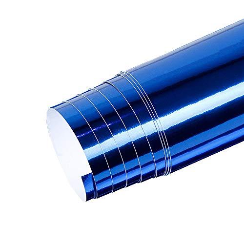 Kecheer Stretchable Spiegel Vinylfolie Folie Auto Aufkleber DIY Verpackung Blatt Aufkleber Schutz Car Styling Zubehör