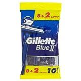 Gillette - Blue ii desechables pz.8 expo 2