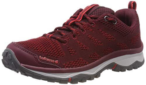 Lafuma Damen Shift Knit W Trekking- & Wanderhalbschuhe, Rot (Pomegranate 6089), 39 1/3 EU