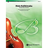 Mele Kalikimaka - Words and music by R. Alex Anderson / arr. Jan Farrar-Royce