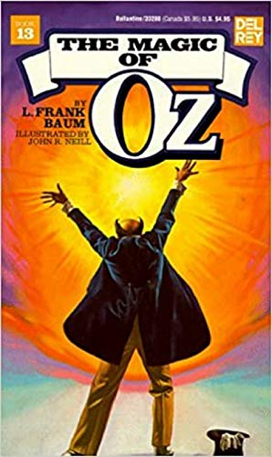 The Magic of Oz Illustrated (English Edition)
