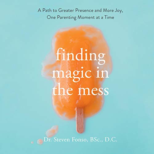Finding Magic in the Mess Audiobook By Steven Fonso cover art