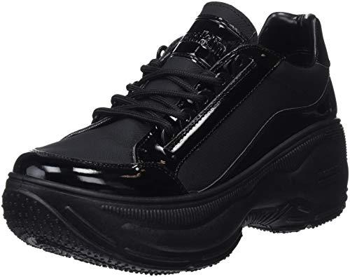 D. Franklin Big G, Zapatillas para Mujer, Negro (Negro 0020), 41 EU