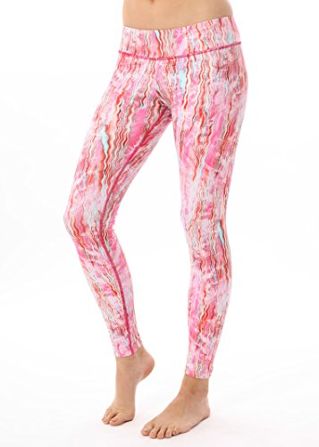 NUX Feeling Good Leggings Pink (Small)