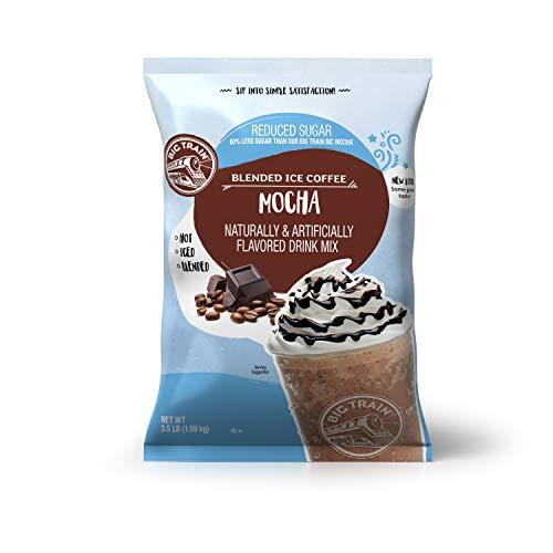 Big Train Blended Ice Coffee - 3.5 lb. Bulk Bag: Mocha