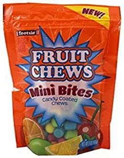 Sponsored Ad - Tootsie Fruit Chews Mini Bites (Pack of 2)