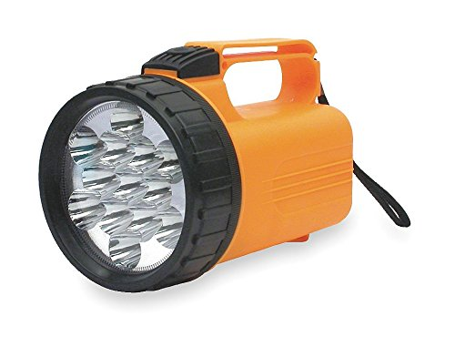 Westward 4FZK4 LED Lantern, 6V Battery