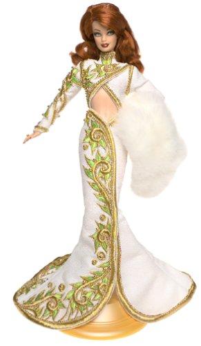 Barbie Collectibles:Bob Mackie - Alfombra de Color Rojo