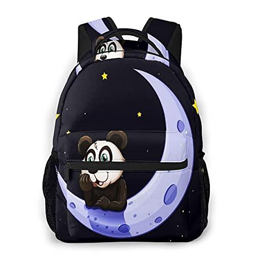Mochila escolar para niños y niñas, mochila de viaje con espirales