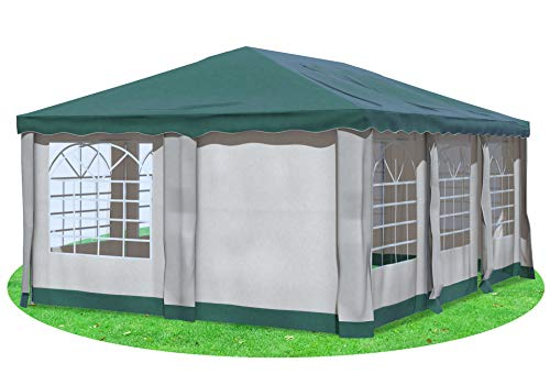 Stabilezelte Gartenpavillon 4x6 m...