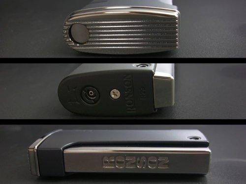 RONSONRONJETロンジェット黒マットR290003