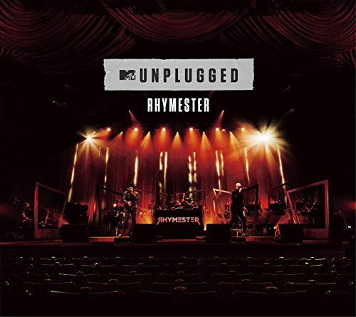 MTV Unplugged : RHYMESTER [CD]
