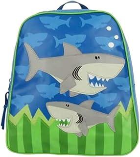 Stephen Joseph Shark Go Go Backpack for Boys - Multi Color
