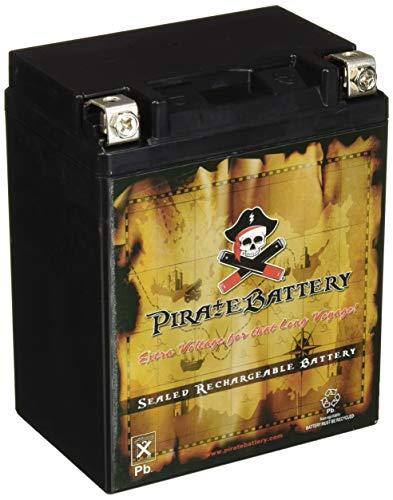Pirate Battery YB14L-A2 lead_acid_battery