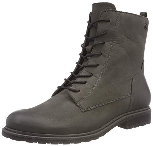 Tamaris Damen 25125-21 Combat Boots, Grau (Stone 231), 38 EU