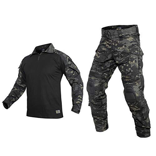 PAVEHAWKE G3 Combat Clothing Sui...