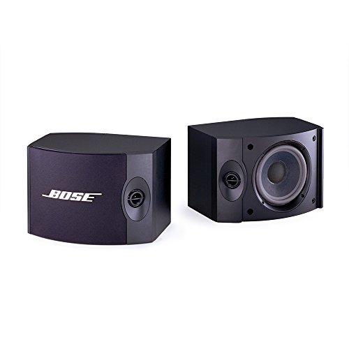 Bose 301 Series V Direct/Reflecting speakers ブックシェルフスピーカー (2台1組) ブラック