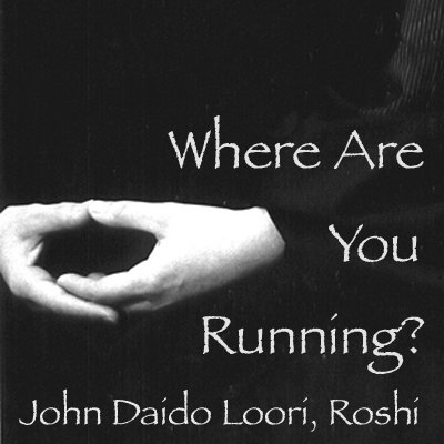 Where Are You Running? cover art