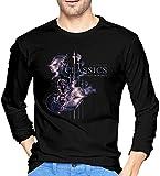 Photo de APPOLY T-Shirt Two Steps from Hell T-Shirt à Manches Longues pour Homme, 100% Coton
