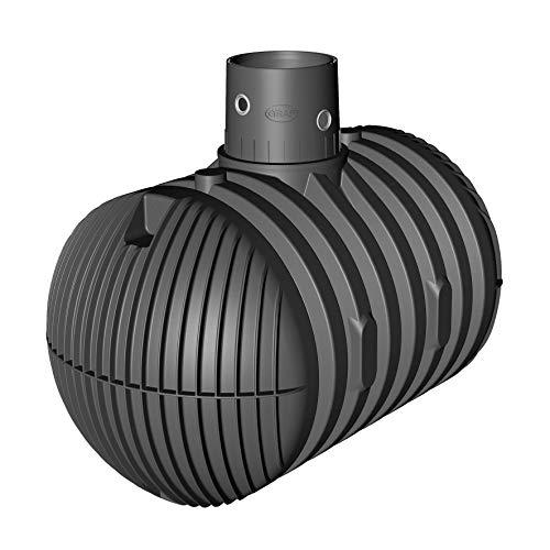GRAF Regenwasser-Erdtank Carat Regenwassertank Zisterne Wassertank 6.500 L