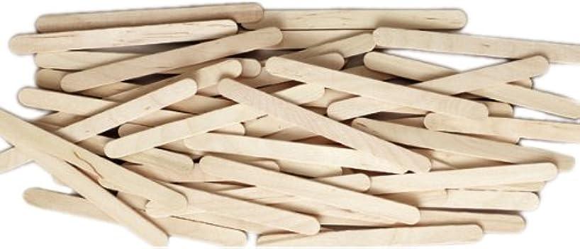 Creativity Street Premium Wood Craft Sticks, Natural, Pack of 1000