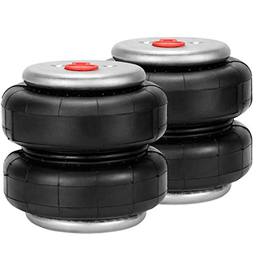 Air Ride Compatible with Trucks - Standard 2500-1 Air Ride Suspension 1/2