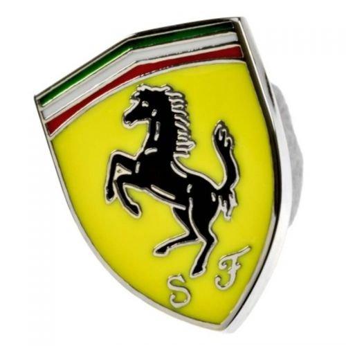 Ferrari Pin Scudetto Ferrari Broche (metal esmaltado
