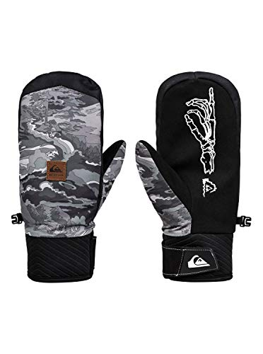Quiksilver Method - Snowboard/Ski Mittens for Men - Männer