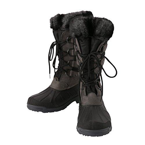 Covalliero Thermo Reitstiefel MONTREAL Winter Stiefel, Größe:Größe 40