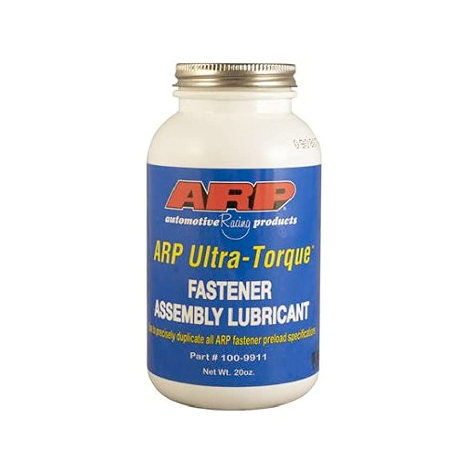 ARP 100-9911 Ultra Torque Assembly Lubricant - 20 oz. Brush Top Container