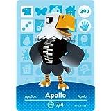 Apollo - Nintendo Animal Crossing Happy Home Designer Amiibo Card - 297 by Nintendo [並行輸入品]