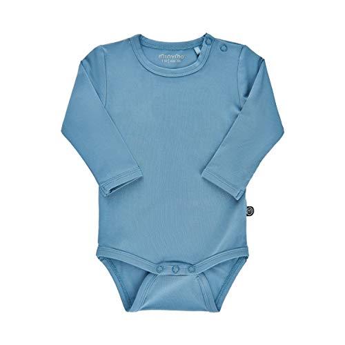 MINYMO Body Ensemble de t-Shirt Bambins, Blue Heaven, 68 Mixte bébé