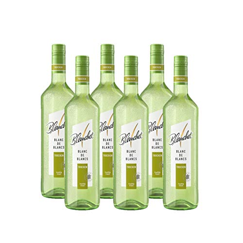 Blanchet Blanc de Blancs Weißwein Trocken (6 x 0.75 l)