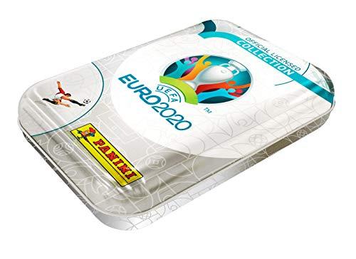 Panini UEFA Euro 2020 Aufklebersammlung Pocket Tin