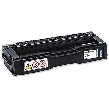 Ricoh 406478 Type SP C310HA Toner Cartridge Yellow