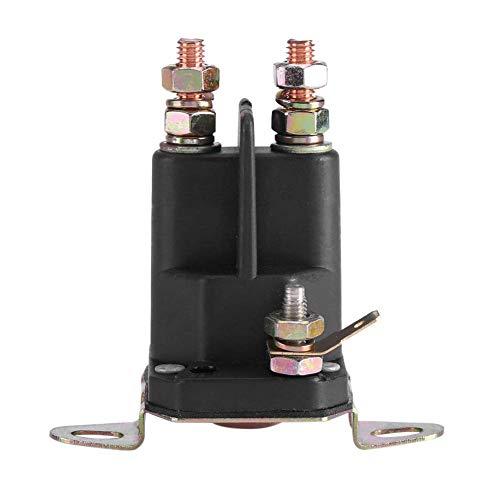 DollaTek 12V 33-331 Anlassermagnet Universal Anlassermagnet Rasenmäher Magnetschalter Teileverwendung für Zubehör