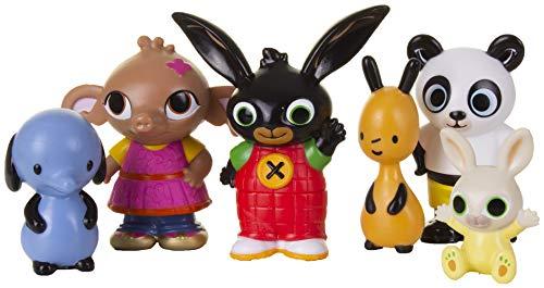 Bing 3519 & Friends - Set regalo con 6 personaggi
