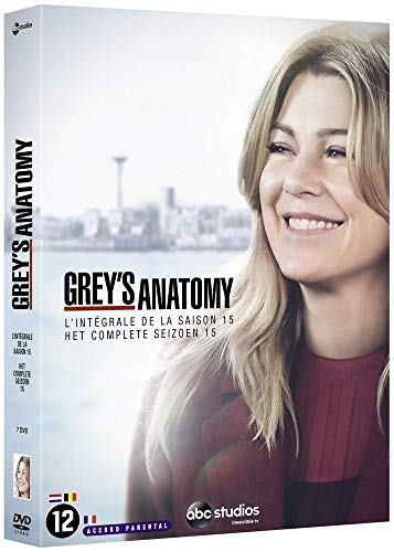 Grey's Anatomy-Saison 15 [DVD]