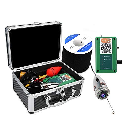 Emoshayoga Pesca Sensible 720P HD de la cámara de la Pantalla LCD de la aleación(European Standard (100-240v))